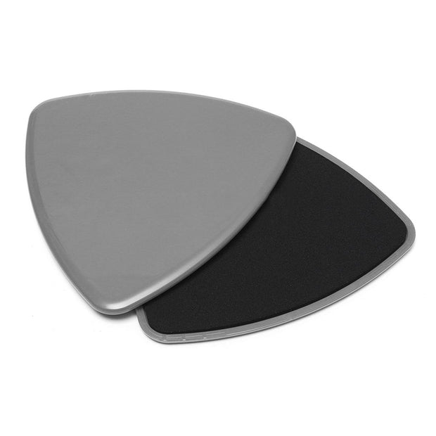 Gliding Slider Exercise Discs - Black