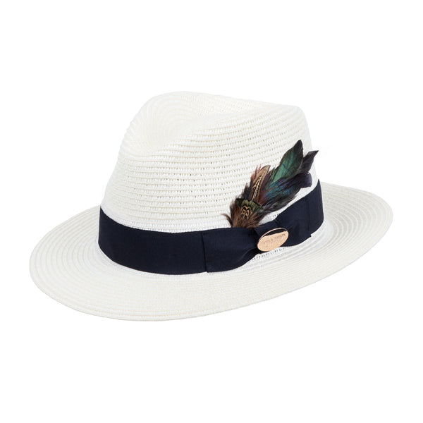 Hicks & Brown Fedora The Aldeburgh Fedora (Classic Feather)