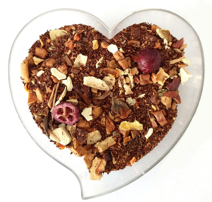 Cranberry Heart Rooibos Blend (New)