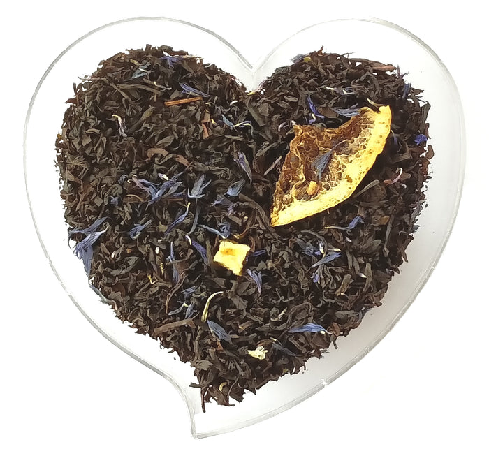 Sunshiny Day Earl Grey Deluxe Black Tea
