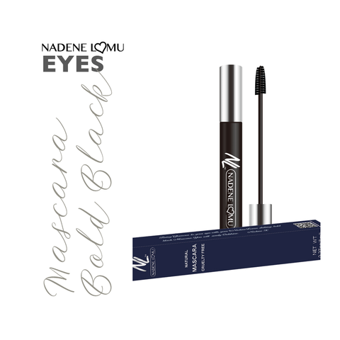 NLC Lash Food Mascara Bold Black