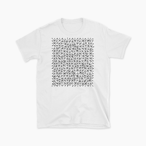 Nodal Points Tee (White)