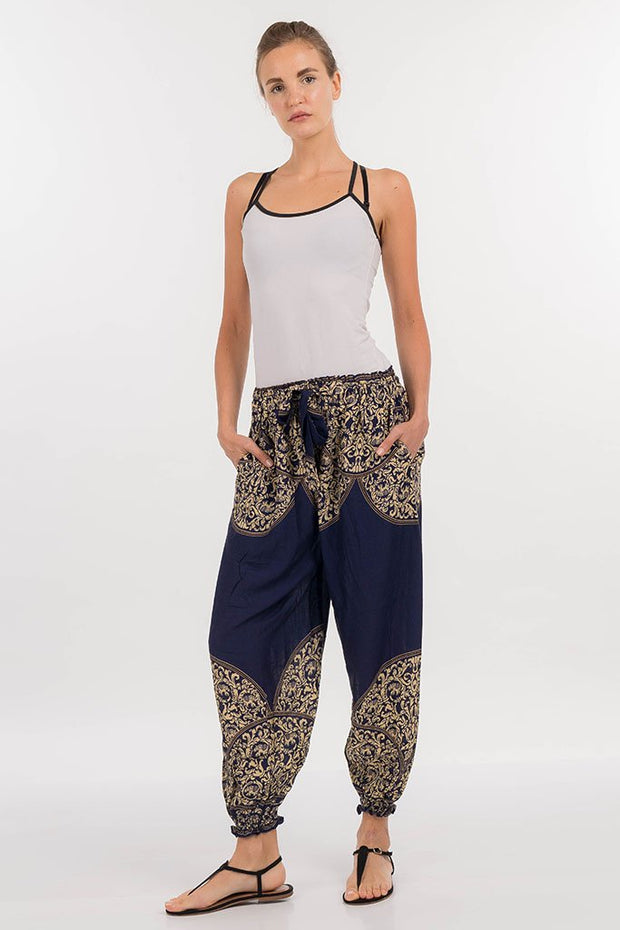 Low Waisted Mini Elephant Pants