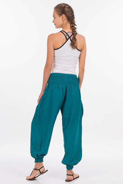 Solid Color Harem Pants (Colorful)