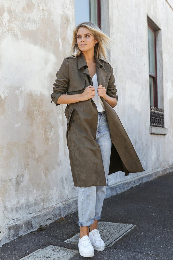 Sienna Trench