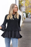 Paris Knit Top
