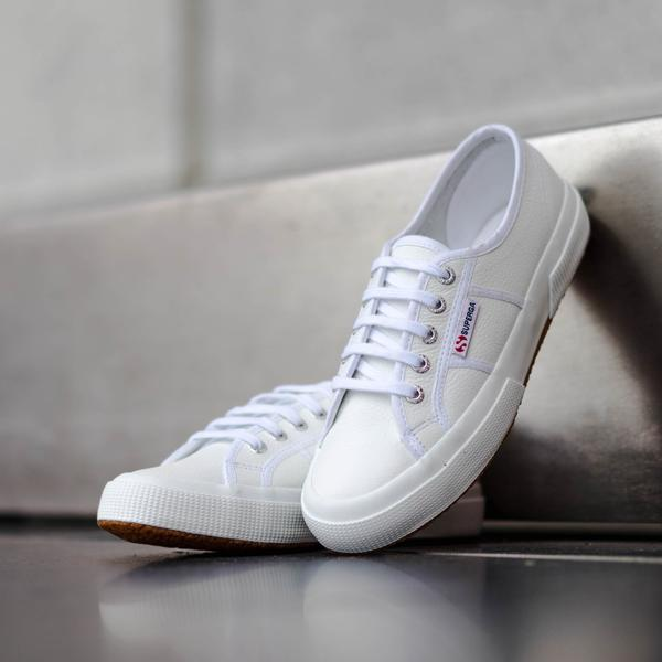 Cotu Leather White