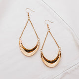 Penelope Saddle Earrings