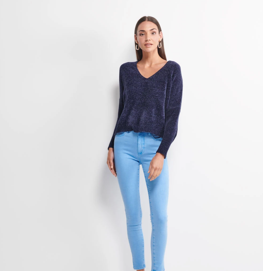 Weston Chenille Knit