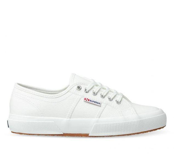 2750 Efglu - white leather