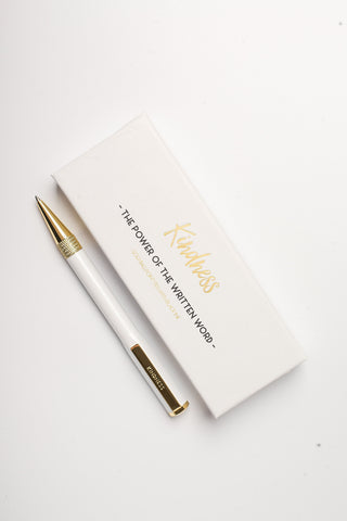 Kindness Signature Pen