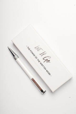 Let It Go Signature Pen