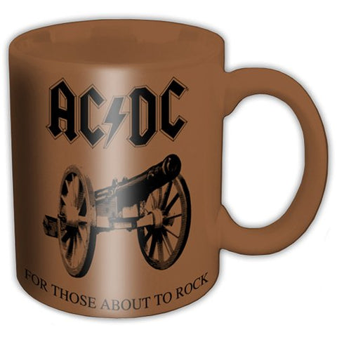 AC/DC - For Those About to Rock - Mug
