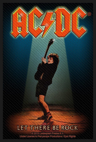 AC/DC - Let There Be Rock - Patch