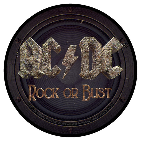 AC/DC - Rock Or Bust - Patch