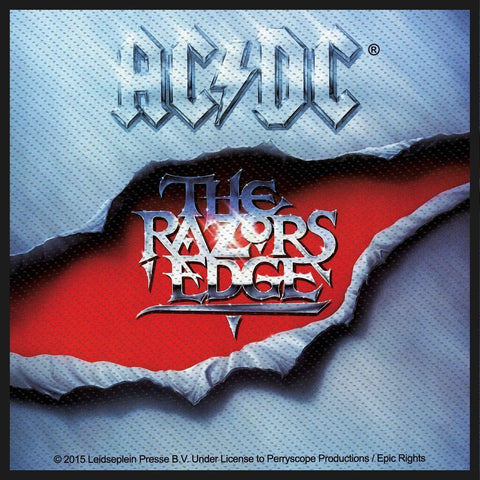 AC/DC - The Razors Edge - Patch