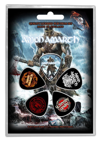 Amon Amarth - Jomsviking - Plectrum Pack