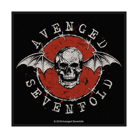 Avenged Sevenfold - Distressed Skull - Patch