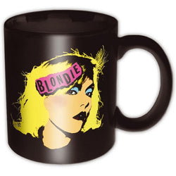 Blondie - Punk Logo - Mug