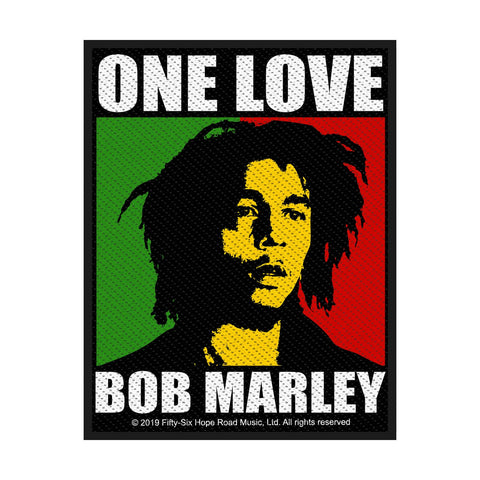 Bob Marley - One Love - Patch