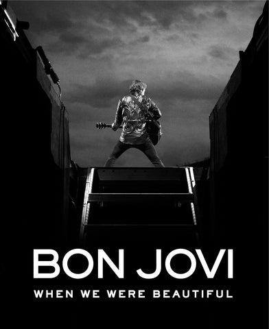 Bon Jovi - When We Were Beautiful - A4 Music Mini Print