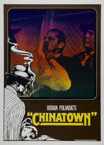 Chinatown - A4 Movie Mini Print