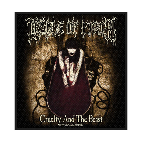 Cradle Of Filth - Cruelty And The Beast - Patch