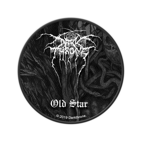 Darkthrone - Old Star - Circular Patch