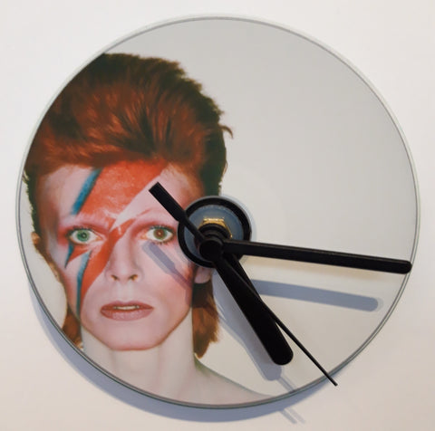 David Bowie - Aladdin Sane - Cd Clock