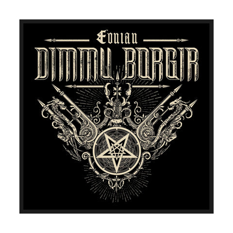 Dimmu Borgir - Eonian - Patch