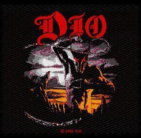 Dio - Holy Diver - Murray - Patch