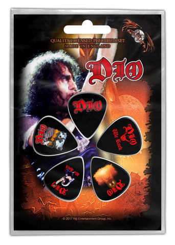 Dio - We Rock - Plectrum Pack