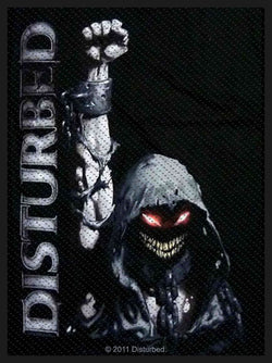Disturbed - Eyes - Patch