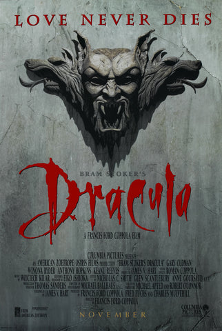 Dracula - A4 Movie Mini Print