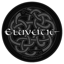 Eluveitie - Celtic Knot - Circular Patch
