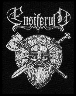 Ensiferum - Sword and Axe - Patch