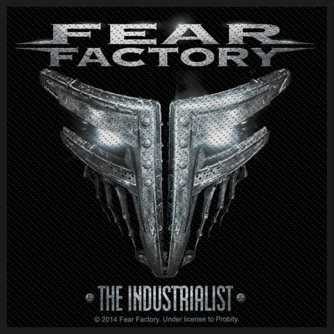 Fear Factory - The Industrialist - Patch