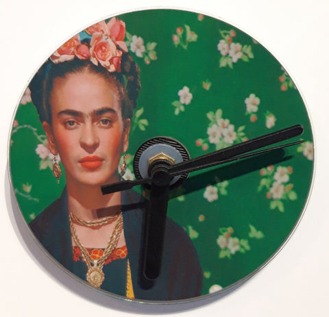 Frida Kahlo - Cd Clock A