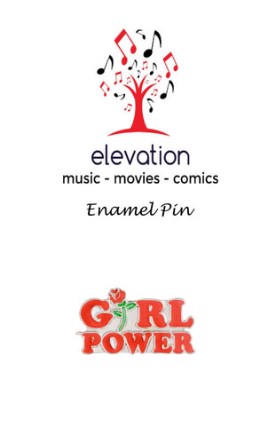 Girl Power - Enamel Pin