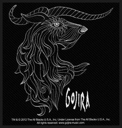 Gojira - Horns - Patch