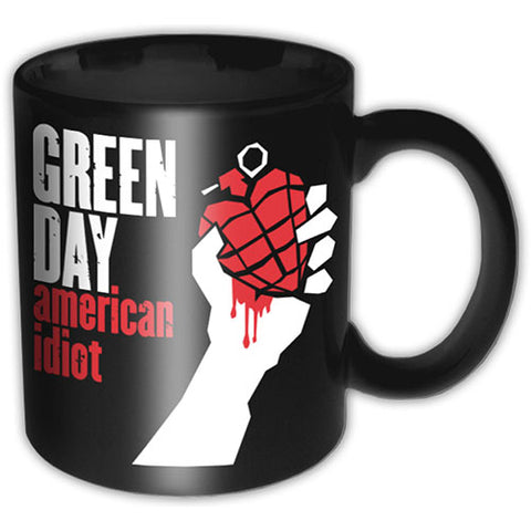Green Day - American Idiot - Mug