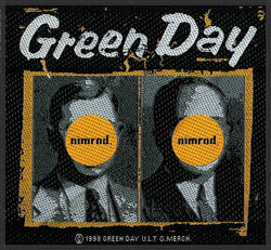 Green Day - Nimrod - Patch