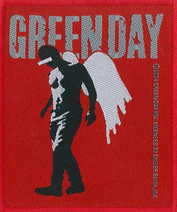 Green Day - Wings - Patch