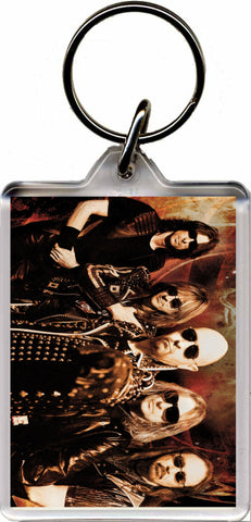 Judas Priest - Plastic Key Ring A