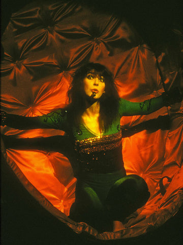 Kate Bush - Portrait - A4 Music Mini Print