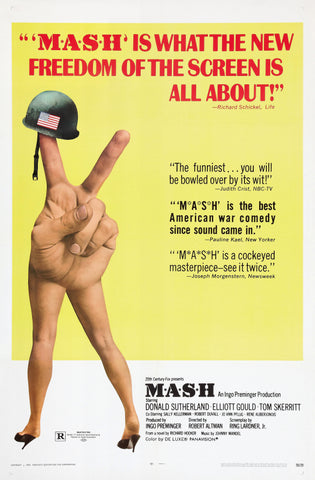 Mash - A4 Movie Mini Print