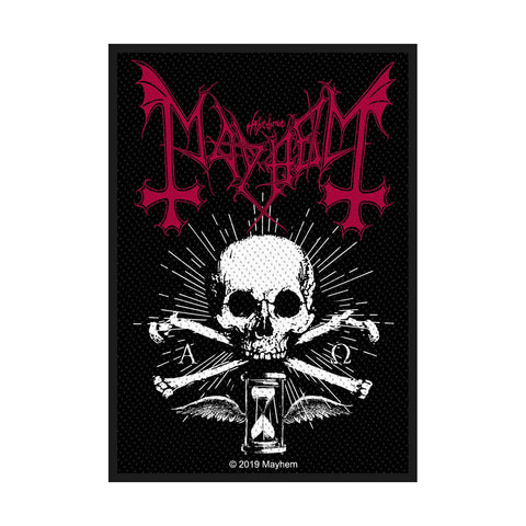 Mayhem - Alpha Omega Daemon - Patch