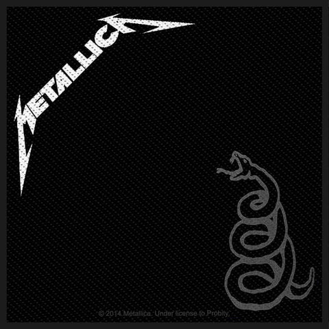 Metallica - Black Album - Patch
