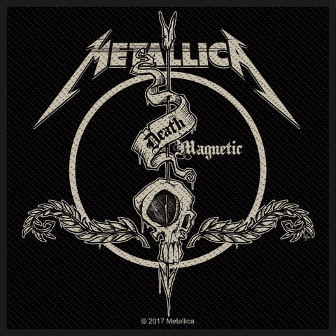 Metallica - Death Magnectic Arrow - Patch