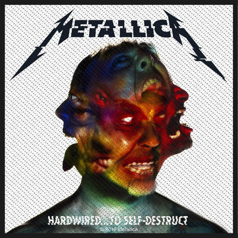 Metallica - Hardwired To Self Destruct - Patch